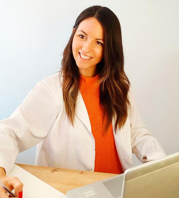 La Consulta presencial de la Nutricionista Elisa Blázquez