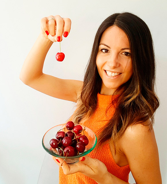 Nutricionista Elisa Blázquez