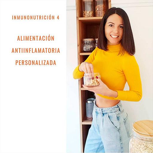 La Alimentación Antiinflamatoria Personalizada en la inmonutrición
