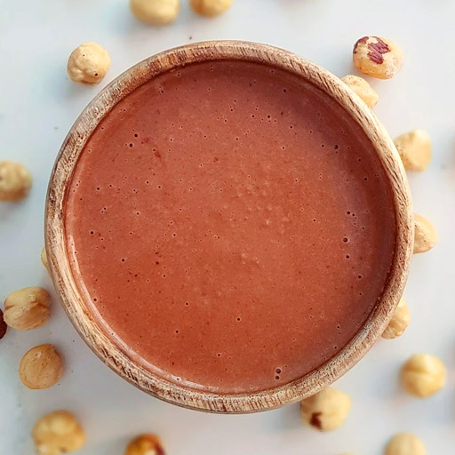 Receta de Nutella Casera